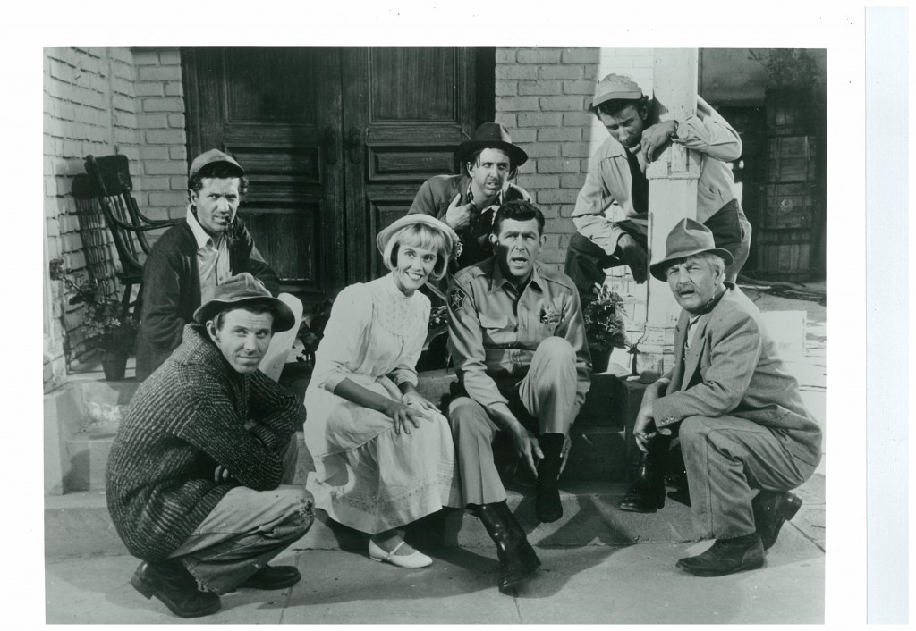 The Darlings with Andy Griffith